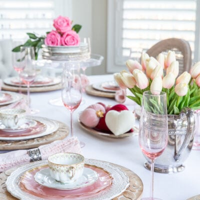 5 Ideas for Celebrating a Happy Valentines Day at Home