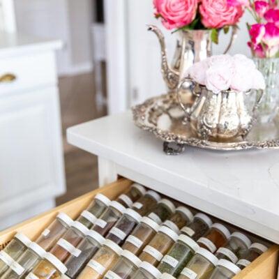 Kitchen Storage: The Complete Guide to Kitchen Organization