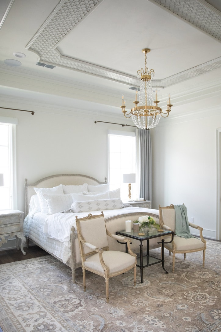 house tour master bedroom