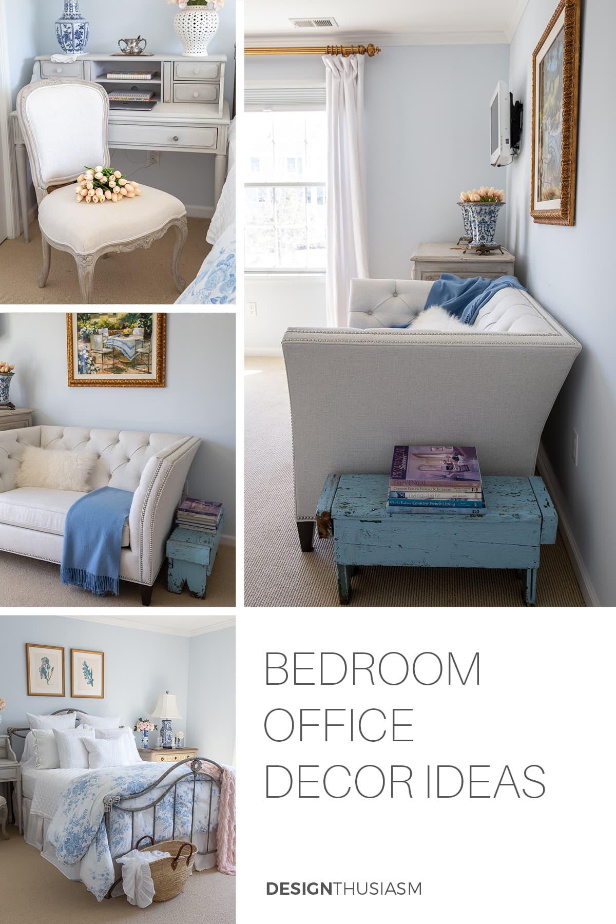 Idéias para quartos de escritório