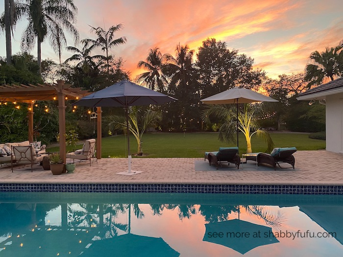 Shabbyfufu   Designer Looks For Less For Your Patio