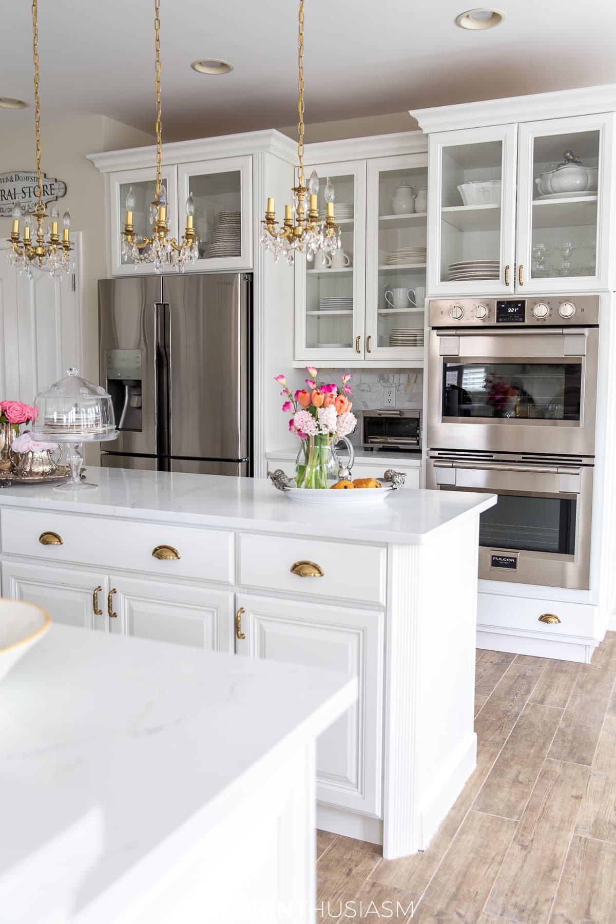 luxury living kitchen