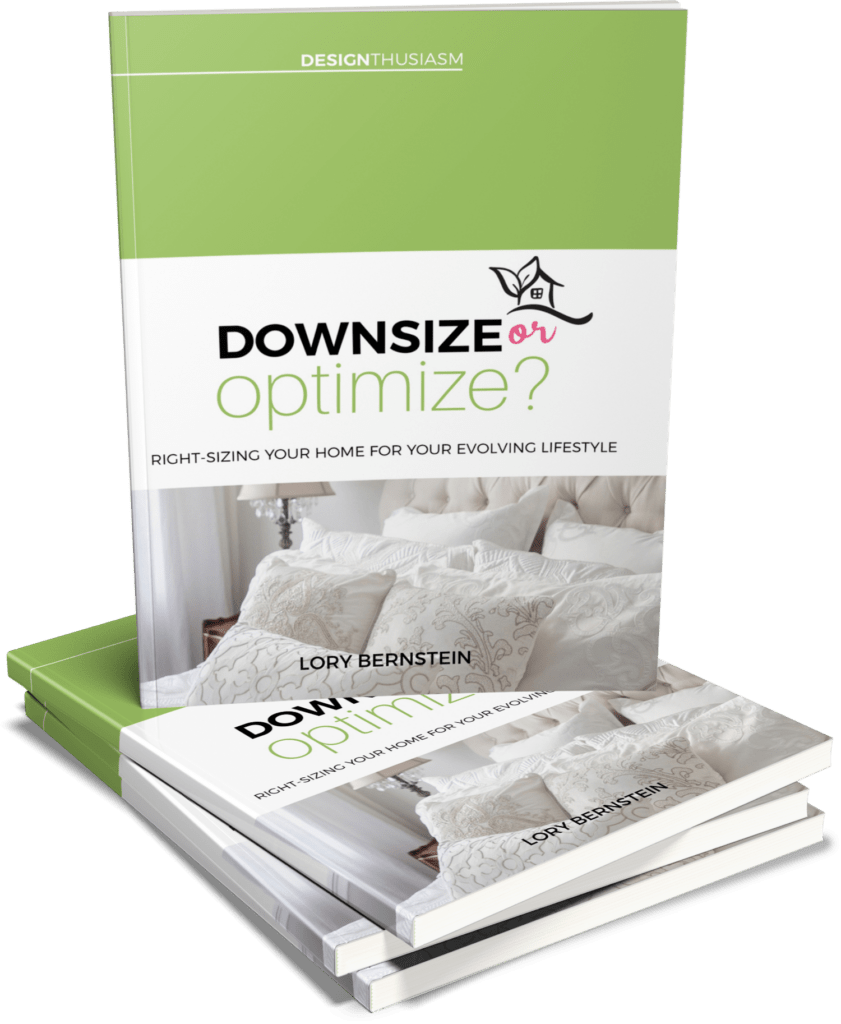 Downsize or Optimize from Designthusiasm