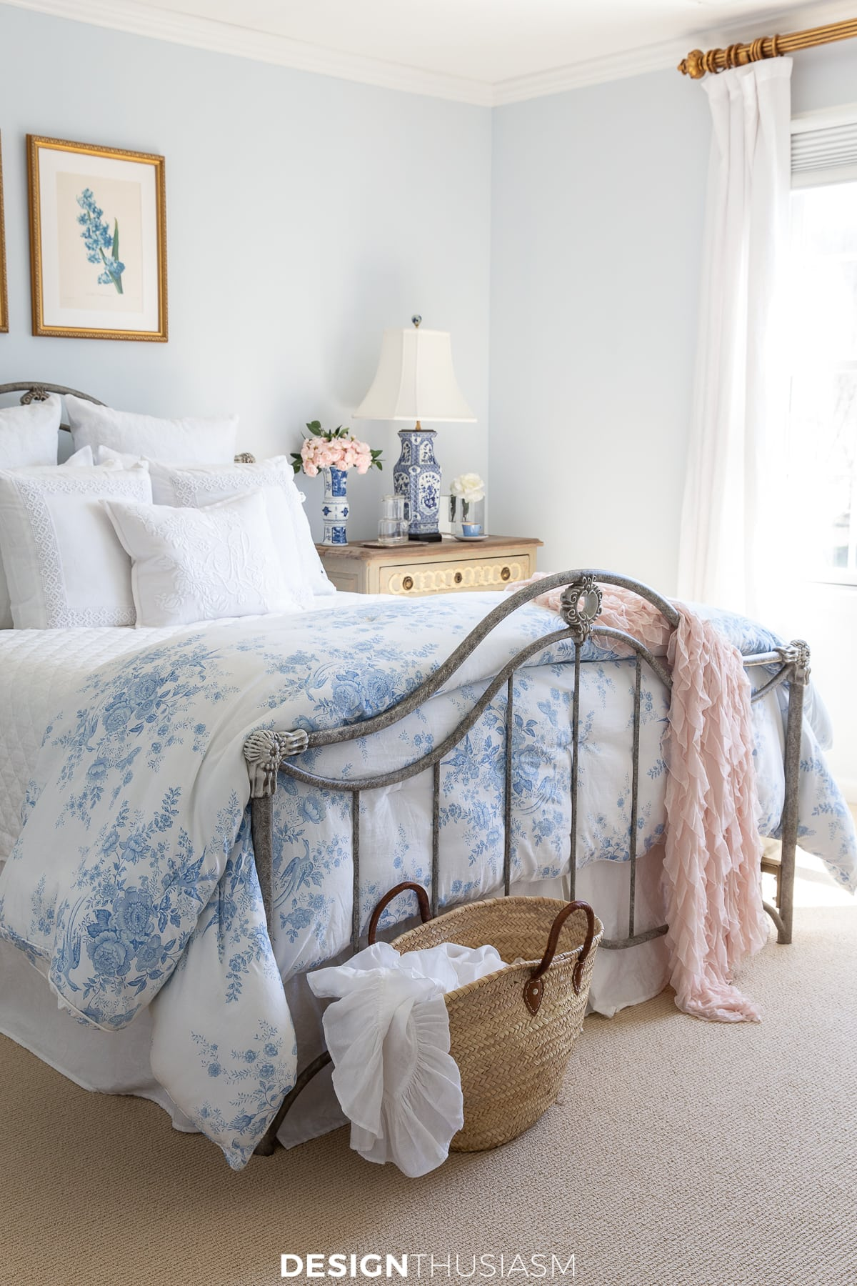 office bedroom bed