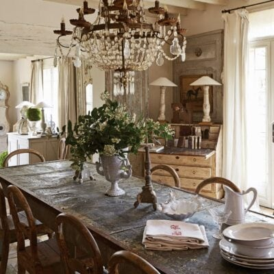 French Country Fridays 216: Savoring the Charm of French Inspired Decor