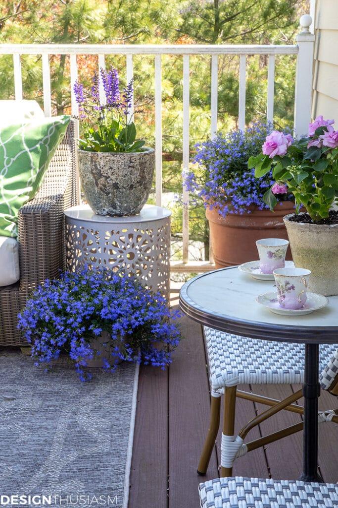 Outdoor living patio ideas from Designthusiasm