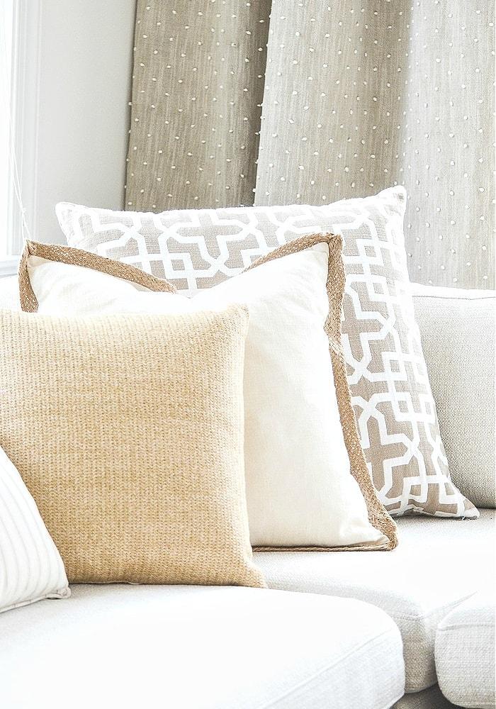 Pillow Arrangement- StoneGable