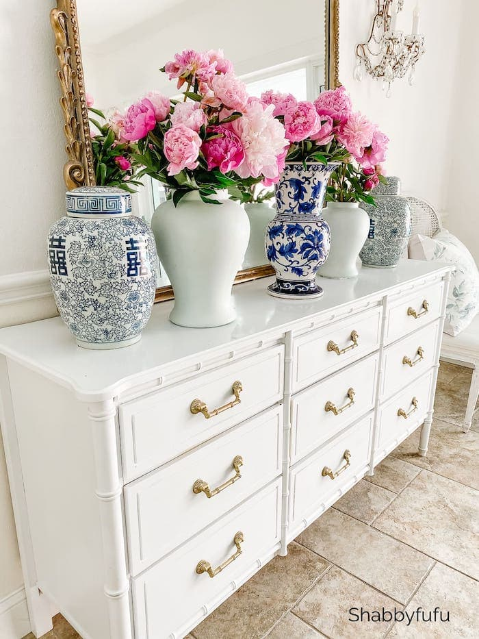 How To Paint Furniture Without Chalk Paint - Shabbyfufu
