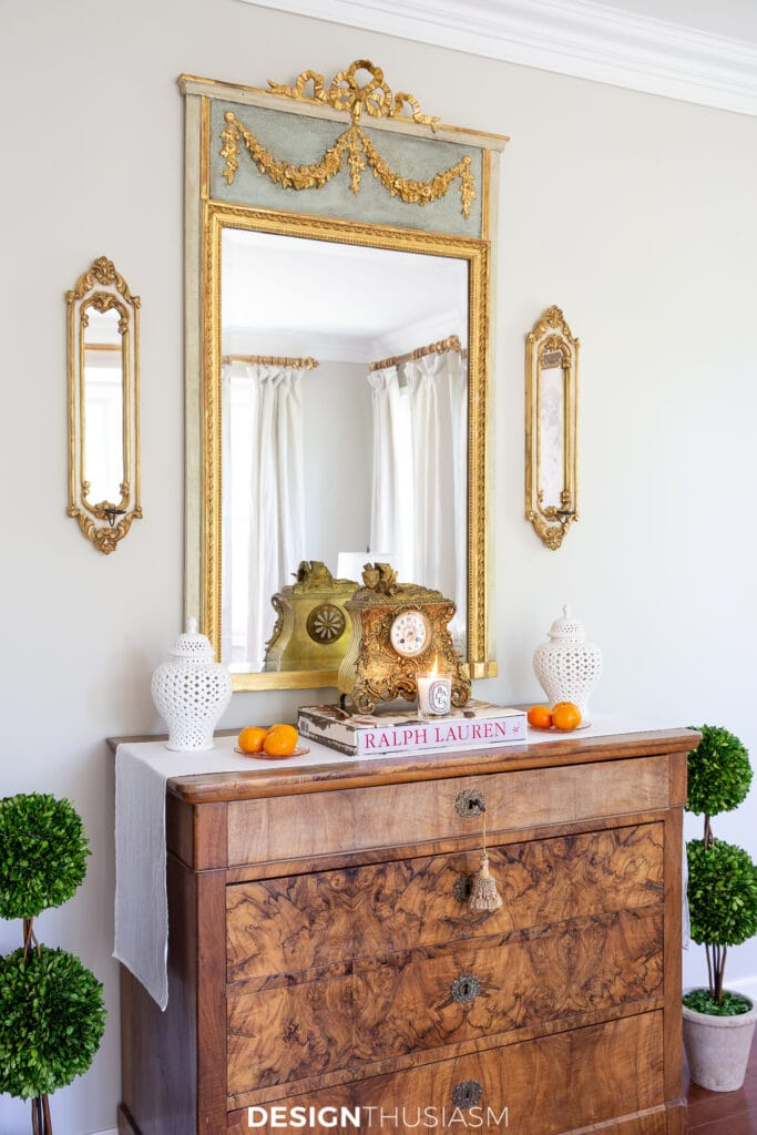summer decorating with scent