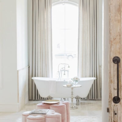 Amazing House Tour: Stunning French Inspired Rustic Chic Home Interior