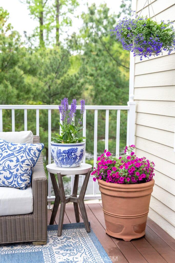 patio decor planters