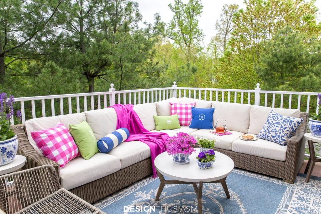 patio decor outdoor sectional ssofa