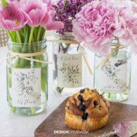 summer printables mason jar labels
