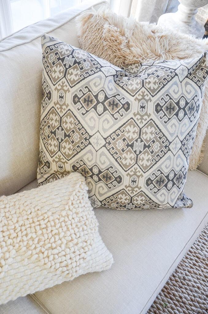 Casual Pillow- StoneGable