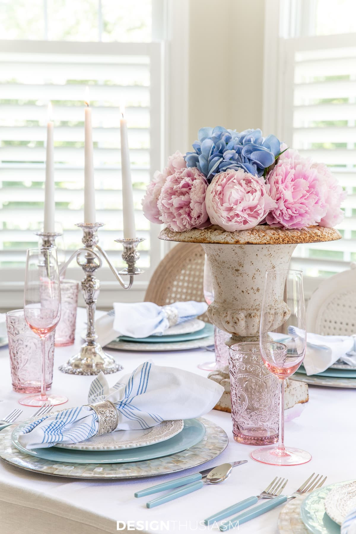 Summer Color: A Retro Summer Color Palette to Update Your Decor