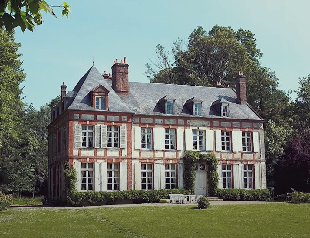 Chateau in Normandy
