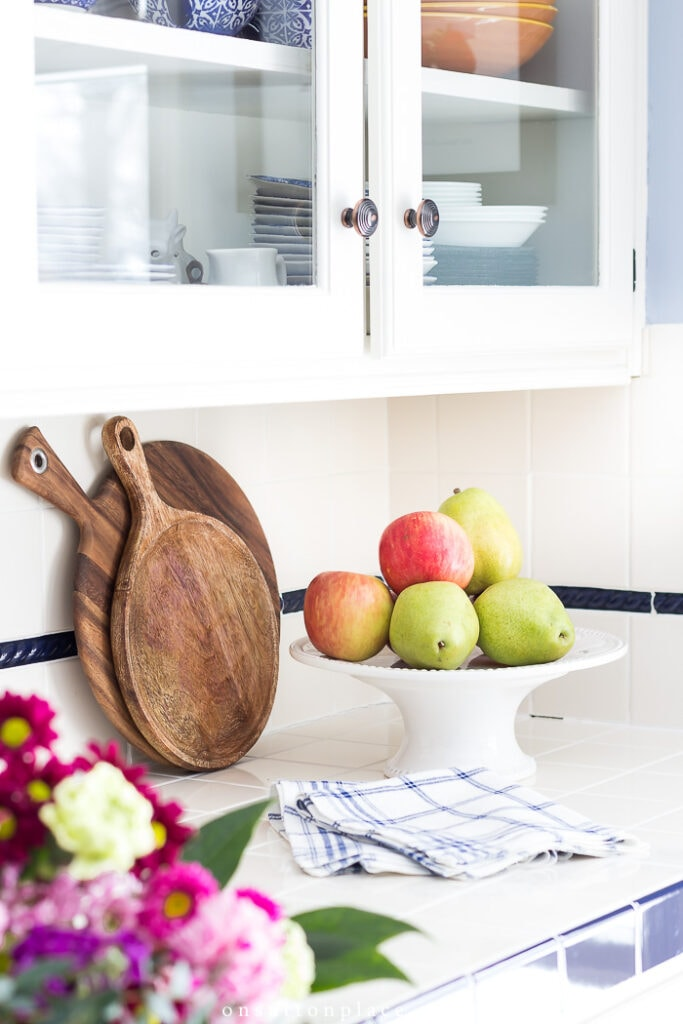 Simple Kitchen Refresh Ideas from On Sutton Place