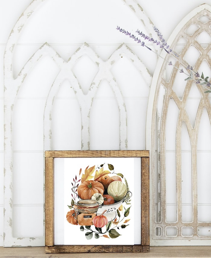 Shabbyfufu - Budget Decorating 30+ Free Fall Printables