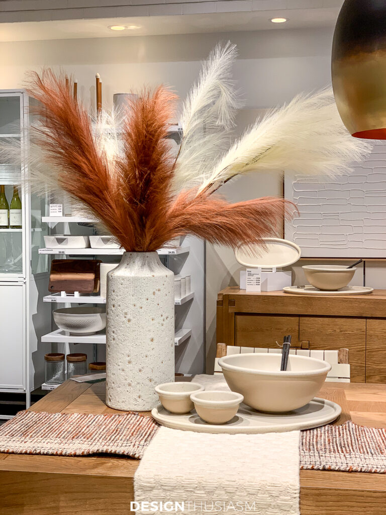 fall decor trends branches