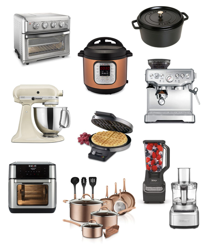 Premium kitchen small appliances