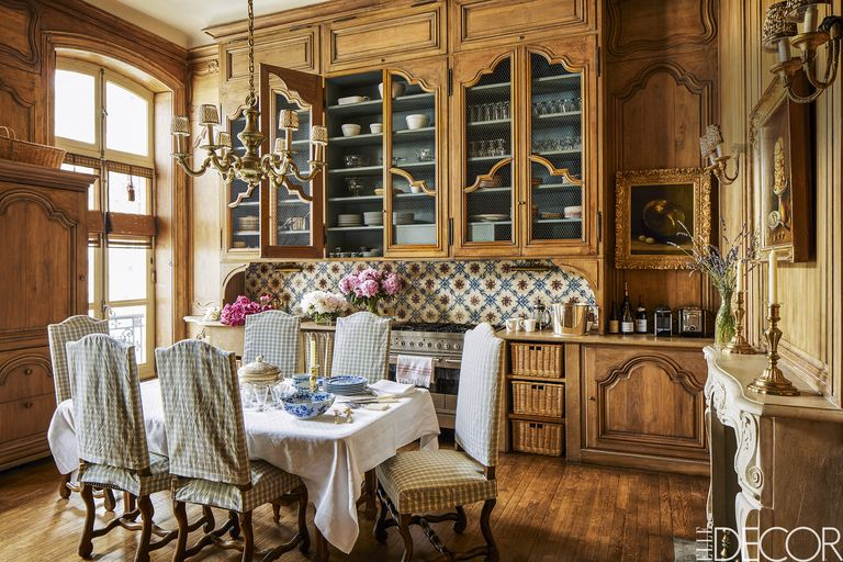 House Tour: A Paris Home Brimming With Architectural Gems