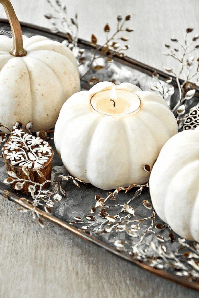 pumpkin candle diy StoneGable