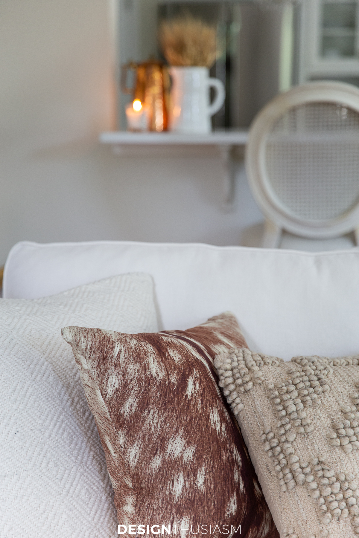 affordable fall pillows
